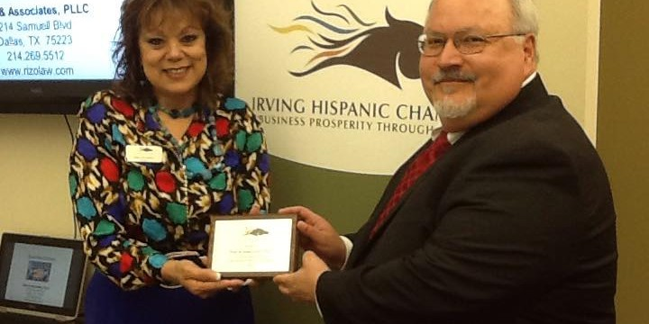 Irving Hispanic Chamber Presentation